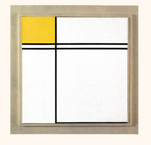 mondrian-yellow