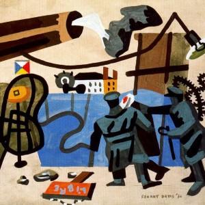 Stuart-Davis-Artists-Against-War-and-Fascism